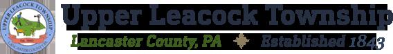 Upper Leacock PA
