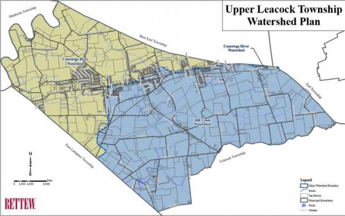 Upper Leacock Township Watershed Plan